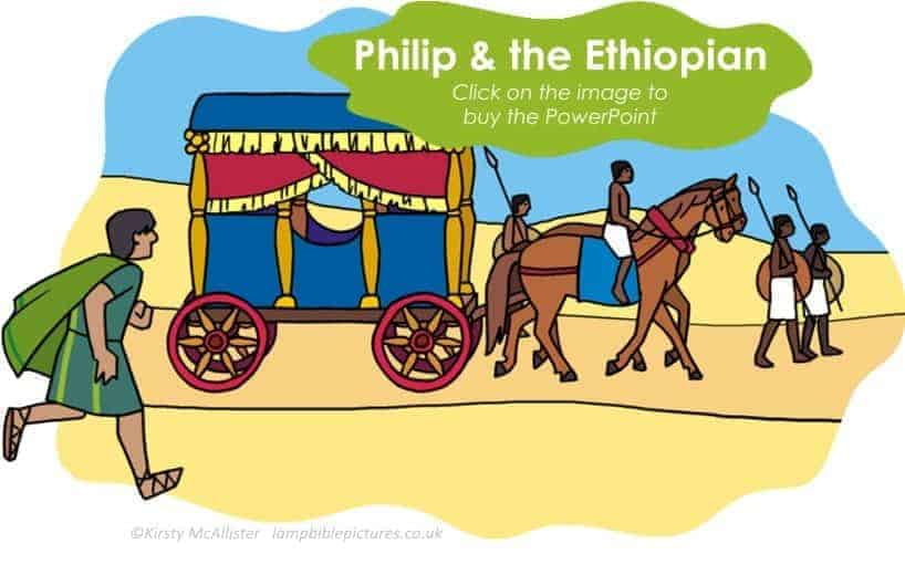 Philip & the Ethiopian