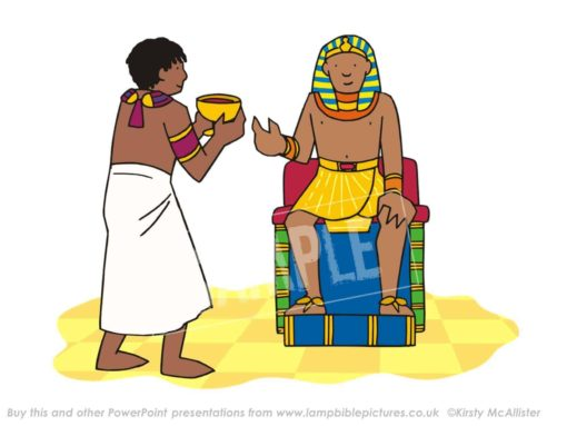 The cupbearer and the Pharaoh