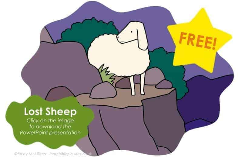 Lost sheep PowerPoint presentation