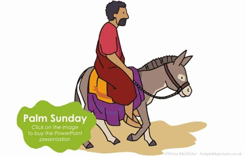 Palm Sunday PowerPoint presentation