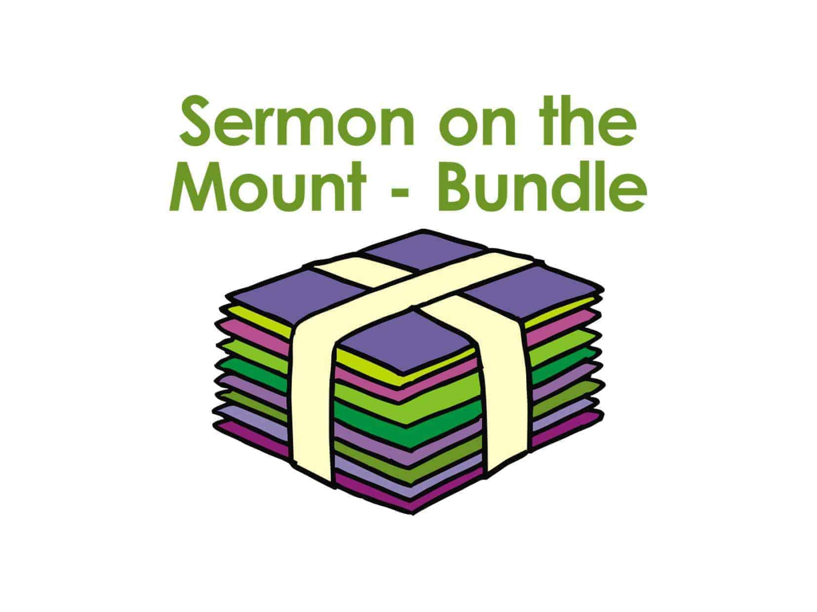 the sermon on the mount and The sermon on the mount is one of the most commented upon and interpreted  biblical passages, yet in a real sense gandhi's interpretation of it represents a.