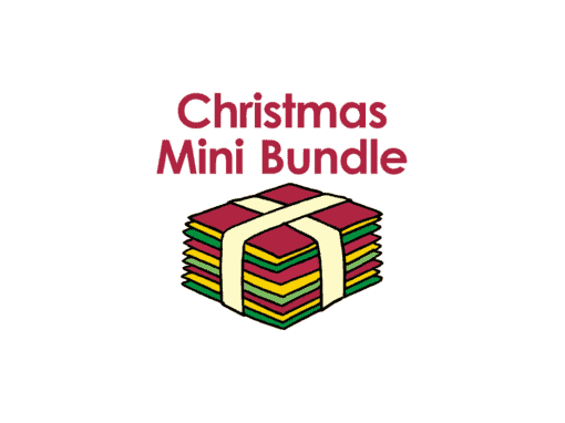 Christmas PowerPoint presentations for kids bundle